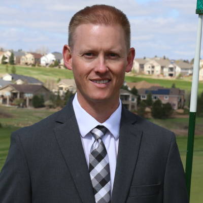 Jason Franke, Head Golf Professional